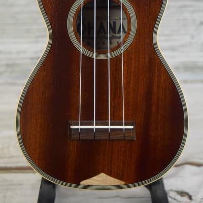 Ohana Vintage Line 39 Series Soprano Ukulele w/ Grover Tuners