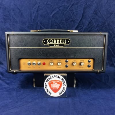 Cornell Studio 18/20 Hand Wired Guitar Valve Head for sale