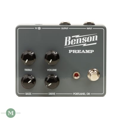 Benson Amps  - Preamp Pedal