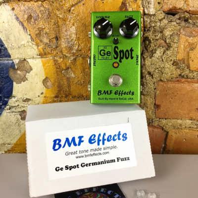 BMF Effects - Ge Spot - Germanium Fuzz