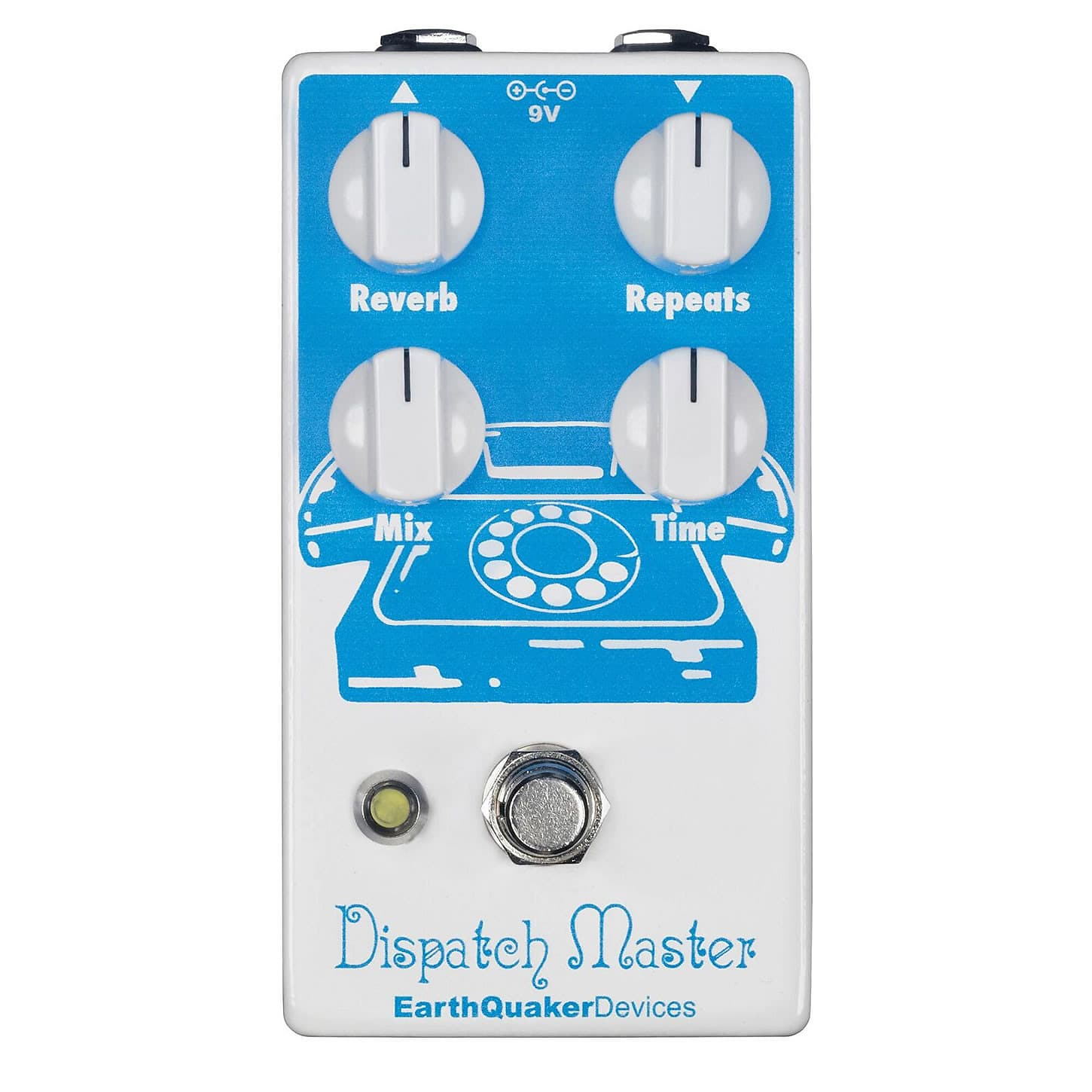 EarthQuaker Devices Dispatch Master V2 Delay & Reverb | Reverb