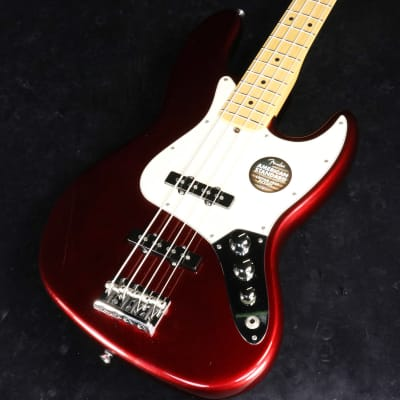 Fender USA American Standard Jazz Bass UpGrade Mystic Red for sale