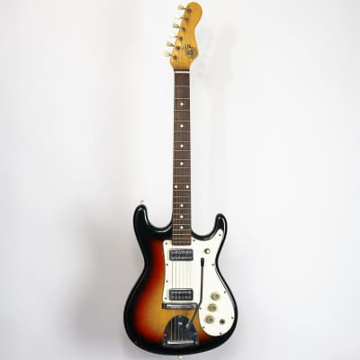 Kapa Mid '60's Challenger Three Tone Sunburst for sale