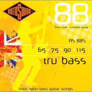Rotosound RS88S Tru Bass 88 Short Scale Standard Bass Strings 65-115