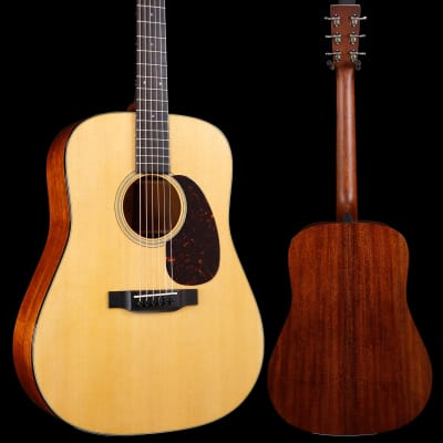 Martin D-18 Standard Series w/ Hard Case S/N 2276824 3lbs 15.1oz for sale