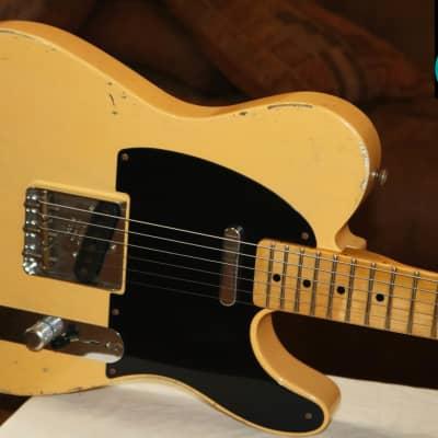 2015 Fender Custom Shop '51 Nocaster Blonde Relic for sale