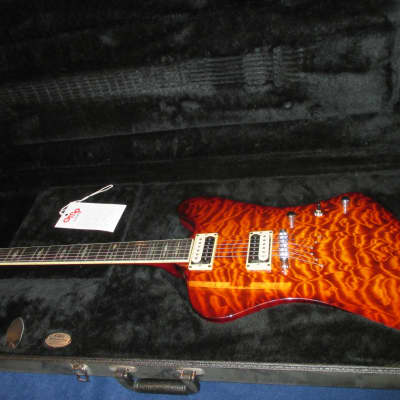 GMP Firebird 2004 NAMM Show Guitar for sale