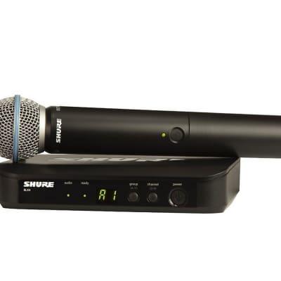 Shure BLX24/B58 (Band H10)