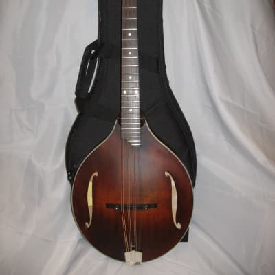 Eastman MDO 305 Octave Mandolin - Brown - Natural