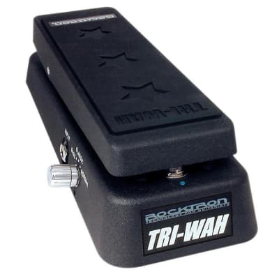 Rocktron Tri-Wah 3 Modes Free Shipping for sale