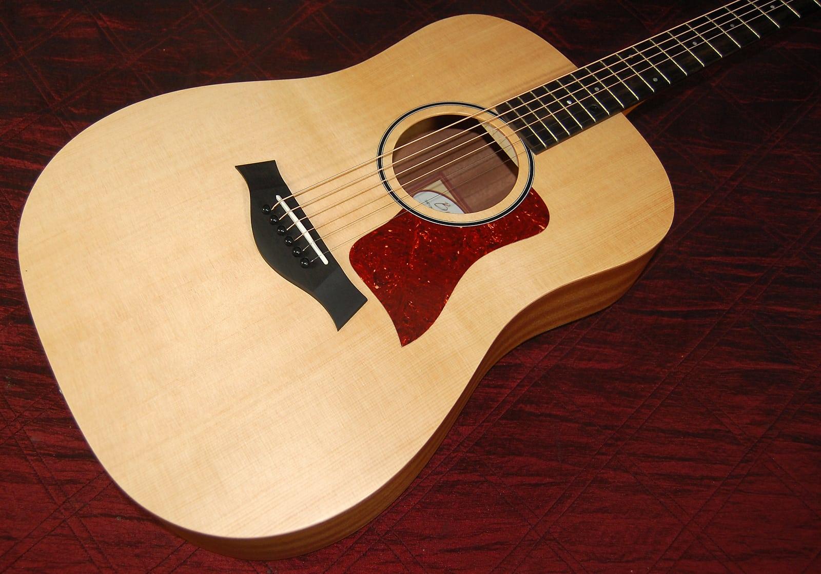 2018 Taylor BBT Big Baby Taylor Acoustic Guitar Natural Finish - Mint!  Authorized Dealer SAVE!