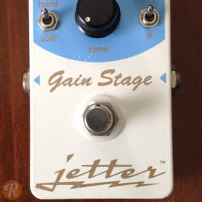 Jetter Gain Stage Blue