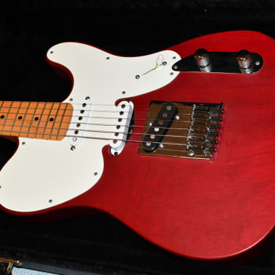 Robin Rawhide 2009 Swamp ash body, maple neck for sale