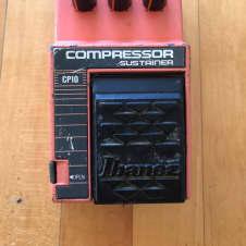 Ibanez Compressor Sustainer CP10 1980s Shrimp