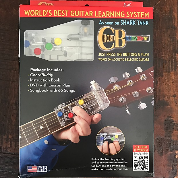 Colorful Chord Buddy Electric Guitar Collection Basic Guitar
