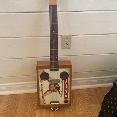 Daddy Mojo Cigar Box Guitar for sale