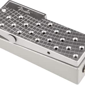 Fender FVP-1 Volume Pedal, Silver for sale