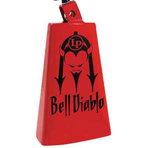 Latin Percussion LP007-BD Bell Diablo Cowbell