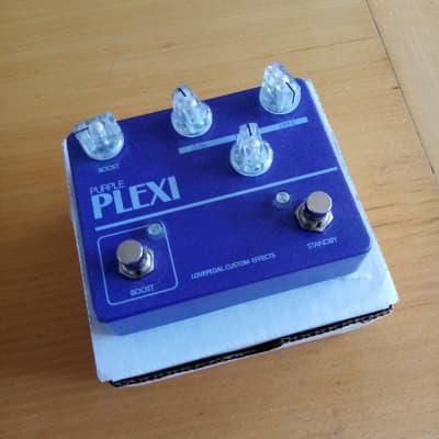Lovepedal Purple Plexi boost