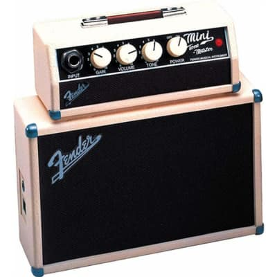 Fender Mini Tonemaster Practice Amplifier