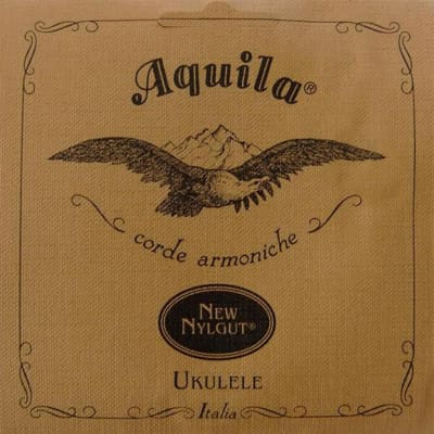 Aquila Nylgut Ukulele Strings - Soprano 4U