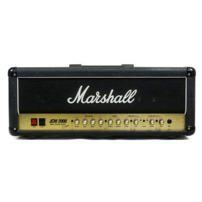 Marshall JCM 2000 DSL 50 Dual Super Lead 2-Channel 50-Watt Guitar Amp Head