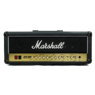 Marshall JCM 2000 DSL 50 Dual Super Lead 2-Channel 50-Watt Guitar Amp Head