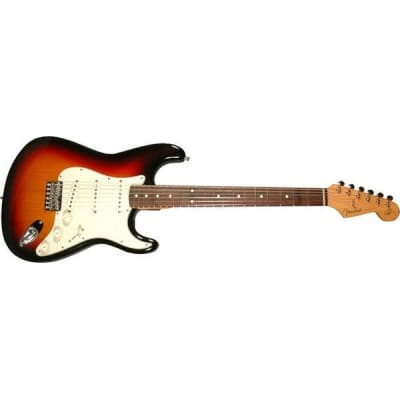Fender Robert Cray Standard Stratocaster, 3 Colour Sunburst for sale