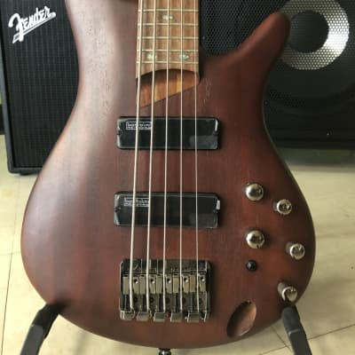 2018 Ibanez SR505 5-String Bass for sale