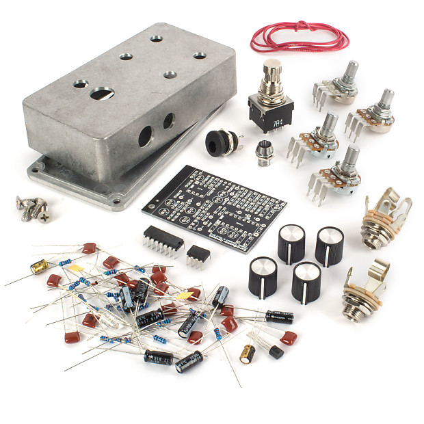 stewmac earthquaker devices disaster transport jr pedal kit reverb. Black Bedroom Furniture Sets. Home Design Ideas