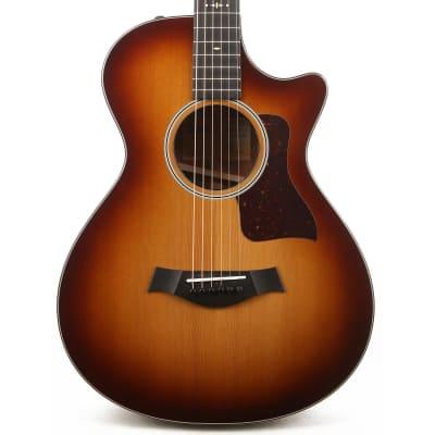 Taylor 512ce 12-Fret LTD Grand Concert Cedar and Hawaiian Koa Acoustic-Electric