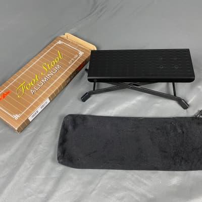 Aria AFT-100 Classical Guitar Foot Rest Aluminum