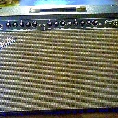 Fender  Champion 100 Black - 100 watts of Raw Power - 2 X 12