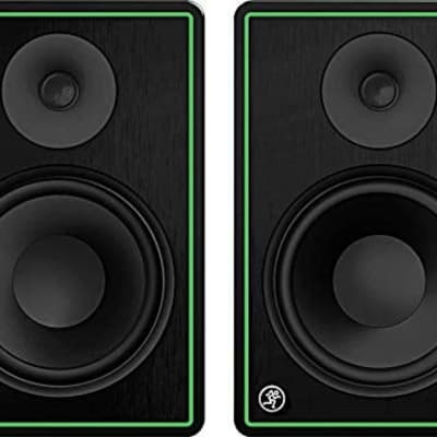 "Mackie CR8-XBT 8"" Active Studio Monitors with Bluetooth Connectivity (Pair)"