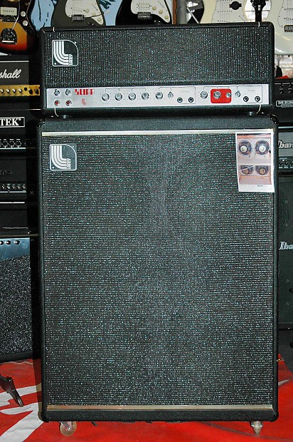 amp Vintage laney