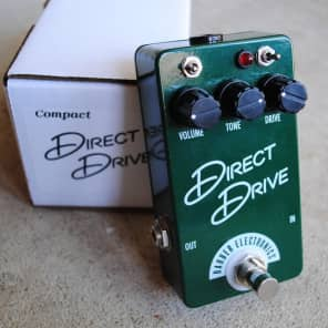 Barber Direct Drive Compact Overdrive
