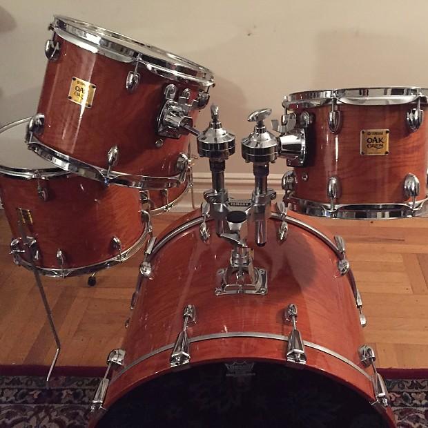 yamaha oak custom drums reverb. Black Bedroom Furniture Sets. Home Design Ideas