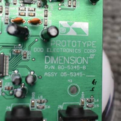 DOD Dimension 3 *PROTOTYPE* Rackmount unit for sale