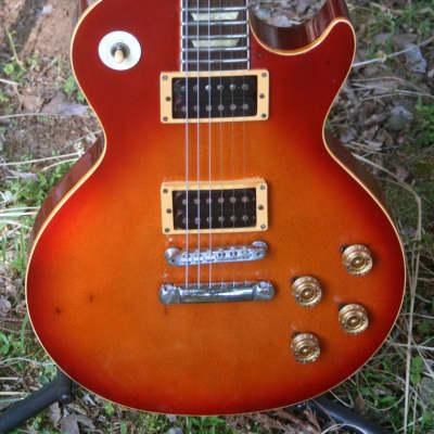 Orville LPS-75 Les Paul Standard for Gibson USA made by Terada Gakki 1989-93 Cherry Sunburst for sale