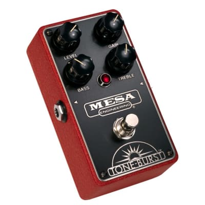 Mesa Boogie Tone-Burst Boost- und Overdrive-Pedal for sale