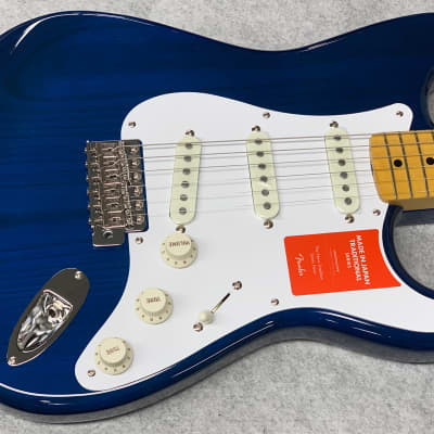 Fender Made in Japan Traditional 58 Stratocaster SN:7962 ≒3.60kg  2019 SBT (Free Shipping!) for sale