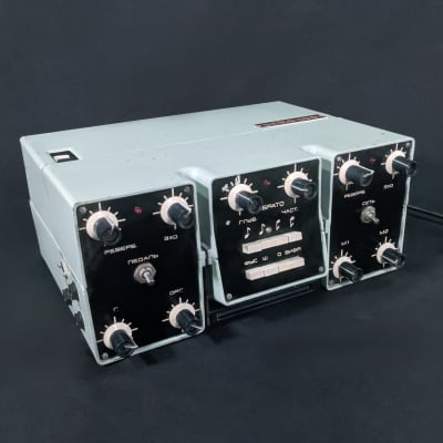 Formanta ESKO-100: Soviet Space Echo + Fuzz/Vibrato/Octaver/Flanger | Polivoks plant