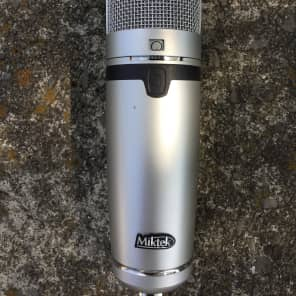 Miktek C7 Large Diaphragm Multipattern FET Condenser Microphone