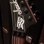 GUITAR TRUSS ROD COVER - Engraved JACKSON - Randy Rhoads RR OVERSIZED XL - BLACK image
