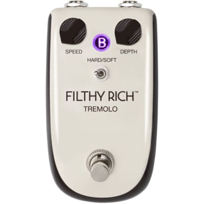 Danelectro Filthy Rich Tremolo Effects Pedal for sale