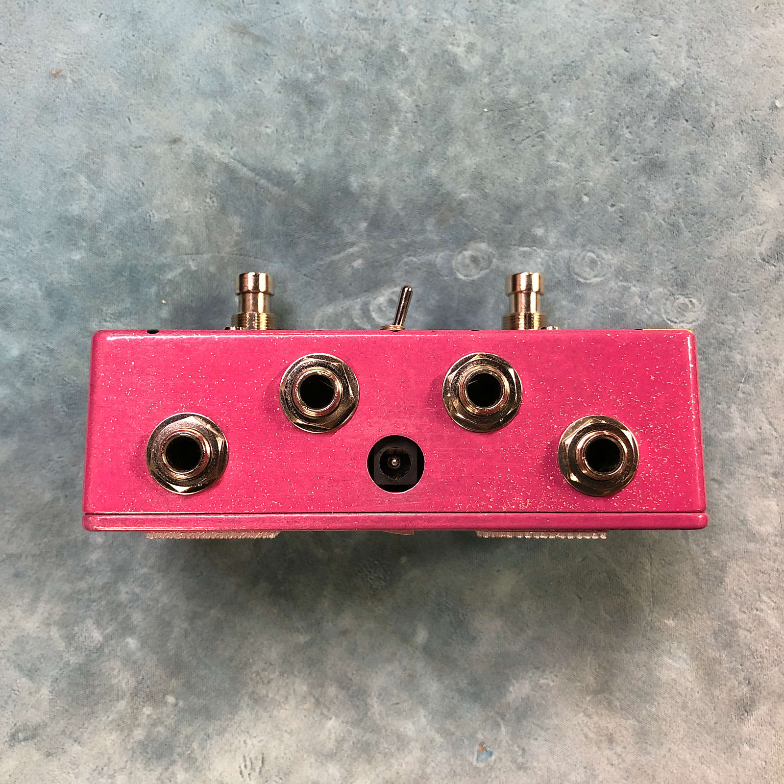 Red Noise Switch Glitch Loop Switching Pedal