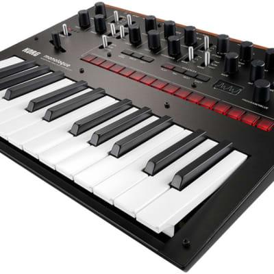Korg Monologue Monophonic Analogue Synthesizer - Black