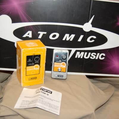 Electro-Harmonix Doctor Q Envelope Follower Filter Nano Pedal w/Box