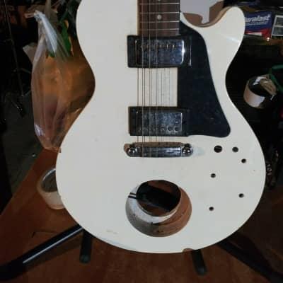 Kay Busker Single Cut copy guitar fixer Korea for sale