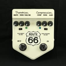USED Visual Sound Route 66 (333)